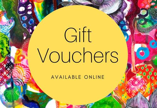 Vanessa Perske Gift Vouchers