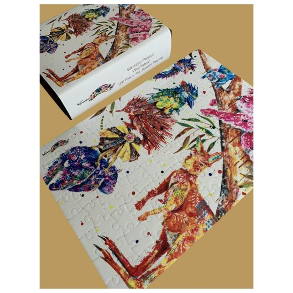 Woollahra Puzzle - A4 size (120 piece)